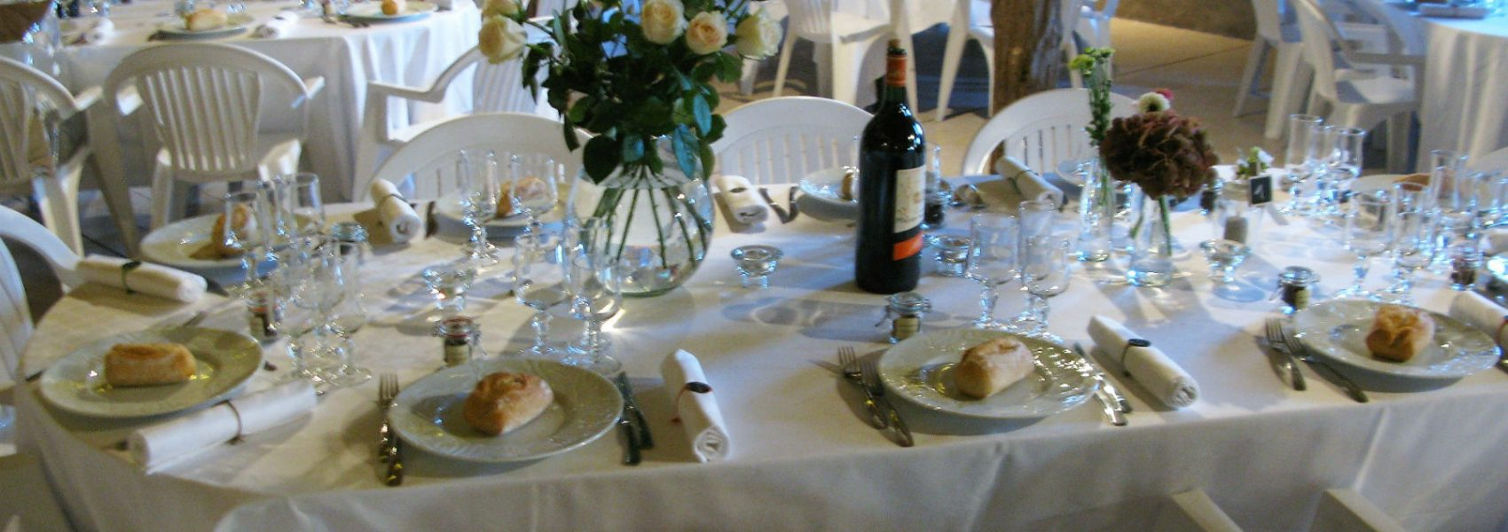 Wedding Table Setting 7